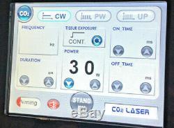 New Ultrapulse, Matrix CO2 surgical laser. Dental laser and or medical laser