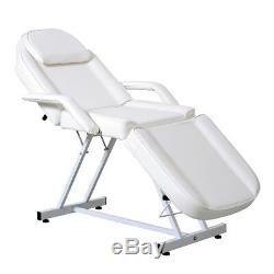 Portable Adjustable 6 Level Medical Dental Chair Massage Table Barber Salon Bed