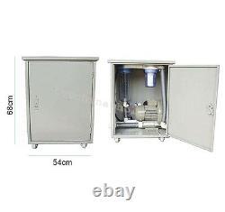 Portable Medical Vacuum Suction Pump Unit System Machine for 5 Dental Chair FDA