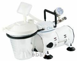 Roscoe Medical Dental Cliq Heavy-Duty Suction Aspirator Machine CF608