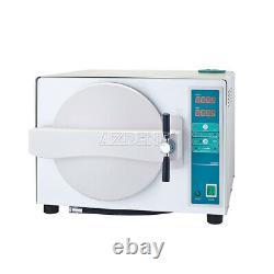 UPS 18L Dental Automatic Autoclave Steam Sterilizer Medical Sterilizition Drying