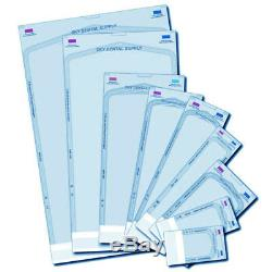 Up to 4000 ALL SIZES Dental Medical Self Seal Pouch Sterilization Bag Pouches