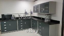 Wall Cabinet Laboratory, Medical And Dental Clinic Use