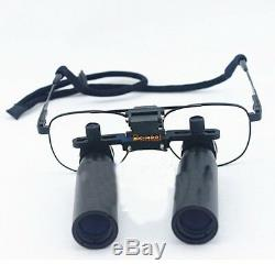 YMD 8.0X Dental Binocular Loupes Magnifying Surgical Medical Dentistry Magnifier
