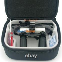 Ymarda 6.0X 420mm Dental Binocular Loupes Medical Surgical Magnifier Metal Frame