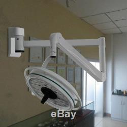 108w Murale Lampe Chirurgicale De Led Dentaire Consultation Médicale Lumière Ce Fda