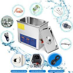 10l Nettoyeurs À Ultrasons Équipement De Nettoyage Dentaire Soignan Digital