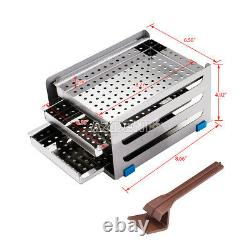 14l! Autoclave Dentaire Vapeur Stérilisateur Médical Stérilisation Medical Sterilization Lab Equipment 900w
