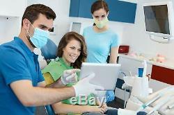 150 Pcs Niveau 3 Fuchsia Procédure Chirurgicale Masque Dentaire Visage Médical (bleu)