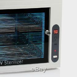 15l Dentaires Instruments Chirurgicaux Médicaux Stérilisateur Uv Désinfection Cabinet 110v