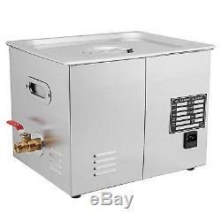 15l Nettoyeur À Ultrasons Nettoyage Dentaire Transducteurs Médical Accueil Utilisation Heater 760w