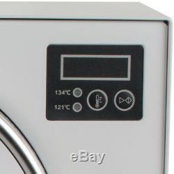 18l 900w Dentaire Vapeur Médicale Autoclaves Stérilisateur Machine + Led Cadeau Handpiece