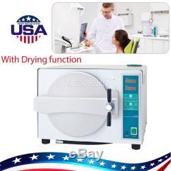 18l Dentaire Automatique Autoclaves À Vapeur Stérilisateur Sterilizition Fonction Dry Medic