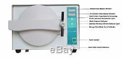 18l Dentaire Médicale Autoclaves À Vide Stérilisateur Machine Entièrement Automatique 110v / 220v