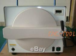 18l Médical Portable Vapeur Dentaire Autoclave Stérilisateur 110v Tr250n