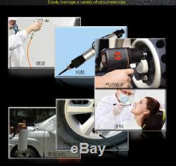 220v 950w-30l Portable Silencieux Médical Dentaire Noiseless Oilless Compresseur D'air