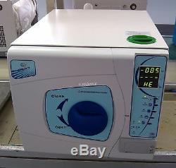 23l Dentaire Médicale Autoclaves À Vapeur Stérilisateur Banc Table Autoclaves Classe B