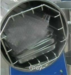 24l Tabletop Dental Autoclave Haute Pression Medical Steam Stérilisateur Tm-t24j Ce