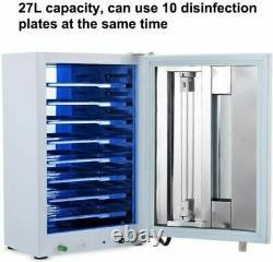27l Cabinet De Désinfection Au Stérilisateur Uv Dentaire Avec Minuterie De Contrôle Du Temps