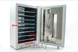 27l Dentaire Désinfection Uv Cabinet Médical Stérilisateur Avec Minuterie Affichage Numérique