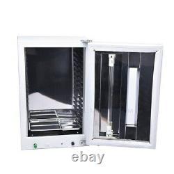 27l Dentaire Médicale Stérilisateur Uv Désinfection Cabinet Avec 10pcs Plaques Gratuites