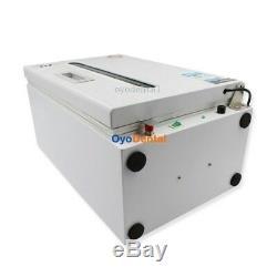 27l Grand Dental Uv + Stérilisateur À L'ozone Cabinet Médical De Désinfection Boîte Avec Minuterie