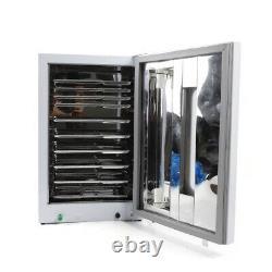 27l Large Dental Medical Uv Stérilizer Cabinet Uv Sanitizer Machine Avec Minuterie