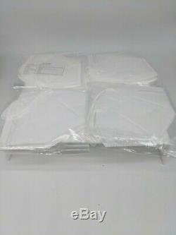 (2/4/6/8/10) Paquet Kn95 Masque Chirurgical Médical Dentaire Respiratoire Médical