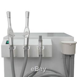 350w Portable Unité D'aspiration Sous Vide Dentaire Médicale Haute Pompe À Vide Unité 300l / M