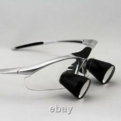 3.5x 280-380mm Verres De Grossissement Médical Binoculaire Dentaire Ttl3.5