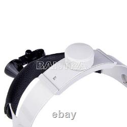 3.5x Phare Chirurgical Médical Dentaire Bandeau Binoculaire Led Light 5w