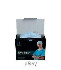3-ply Pc Haut De Gamme Quality1000 Anti-poussière Masques Visage 14dys Dentaires Médicaux De Livraison