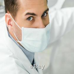 500 Pcs À Usage Unique Masque Facial Chirurgical Oreille Industrielle Dentaire Médicale Boucle