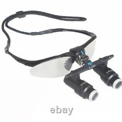 5.0x420mm Medical Surgical Binocular Loupes Dental Magnifying Glasses Maginifier