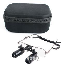 5.0x 5x 300-500mm Loupes Dentaires Chirurgical Médical Binoculaire Dentiste Magnificateur Ce