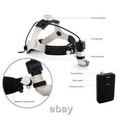 5w Chirurgie Dentaire Led Medical Chirurgische Headlight Headlamp Ent Scheinwerfer