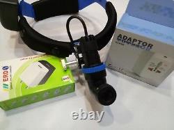 5w Dentaire Bandeau Médicale Lampe Led Chirurgicale Phare Bonne Spot Light Ent
