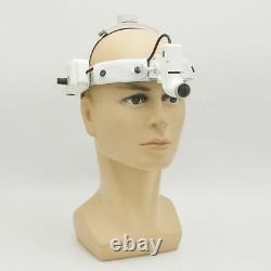 5w Dental Medical Headband Lampe Led Chirurgie Chirurgie Phare Bonne Tache De Lumière