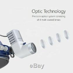 5w Led Dentaire Ent Phare Avant De Chirurgie Médicale Head Light Lampe Frontale Tout-en-un