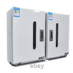 60l Dentaire Médical Uv Stérilizer Double Porte Uv Désinfection Cabinet + 20 Plaques