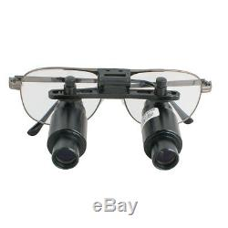 6.0x 6x R (300-500mm) Loupes Dentaire Loupe Binoculaire Chirurgicale Médicale Zoom