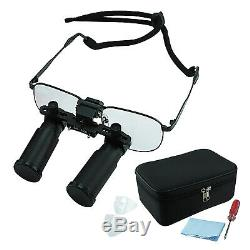 6.0x Grossissement Prismatic Keplerian Style Chirurgie Dentaire Médicale Loupes