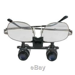 6.0x Médicale Loupes Chirurgicale Dentaire Loupes Binoculaires Loupes 6x 500mm
