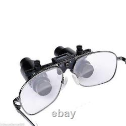 6.5x 300-500mm Loupes Dentaires Appareil À Loupe Binoculaire Médicale Chirurgical
