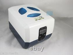 Bijoux Dentaires Médicaux Nettoyeur À Ultrasons Laveuse Numérique 1300 ML 110v Dentq