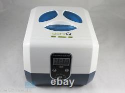 Bijoux Dentaires Médicaux Nettoyeur Ultrasonore Nettoyeur Numérique 1300 ML 220v Dentq