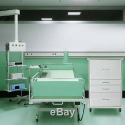 Cabinet Mobile Equipment Assistant Dentaire Alabama Medical Cart Avec Poignée