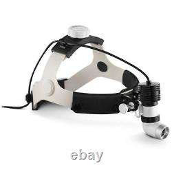 Ce 3with5w Chirurgie Dentaire Led Medical Surgical Head Light Headlamp Tout-en-un Type