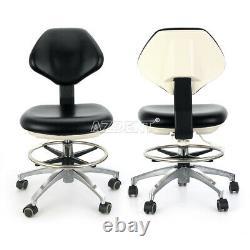 Chariot Dentaire Médical Intégré Socket Cart/doctor Réglable Stool Mobile Chair