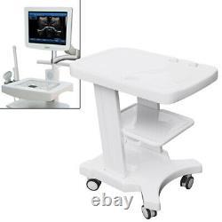 Chariot Médical Chariot Mobile En Acier Chariot Équipement Dentaire Pour Ultrasons